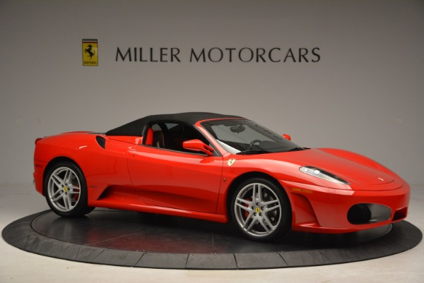 Used 2006 Ferrari F430 SPIDER F1 Spider for sale Sold at Alfa Romeo of Greenwich in Greenwich CT 06830 22