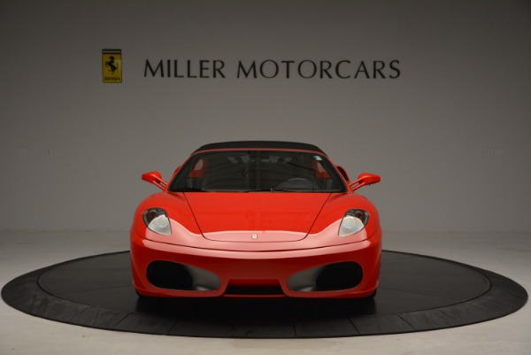 Used 2006 Ferrari F430 SPIDER F1 Spider for sale Sold at Alfa Romeo of Greenwich in Greenwich CT 06830 24