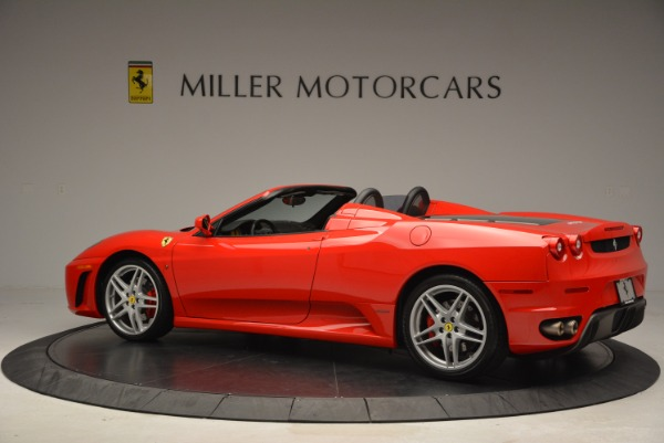 Used 2006 Ferrari F430 SPIDER F1 Spider for sale Sold at Alfa Romeo of Greenwich in Greenwich CT 06830 4