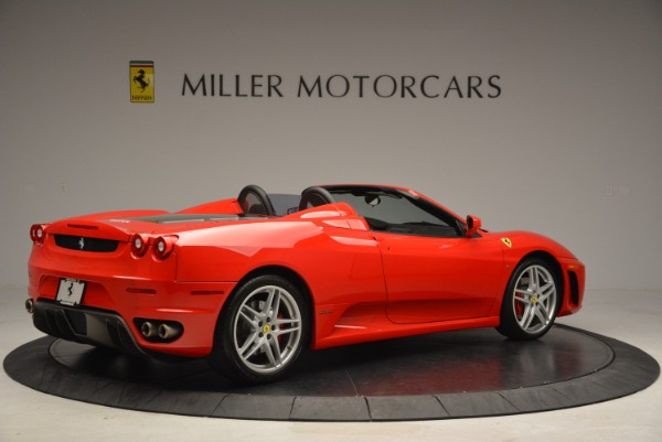 Used 2006 Ferrari F430 SPIDER F1 Spider for sale Sold at Alfa Romeo of Greenwich in Greenwich CT 06830 8