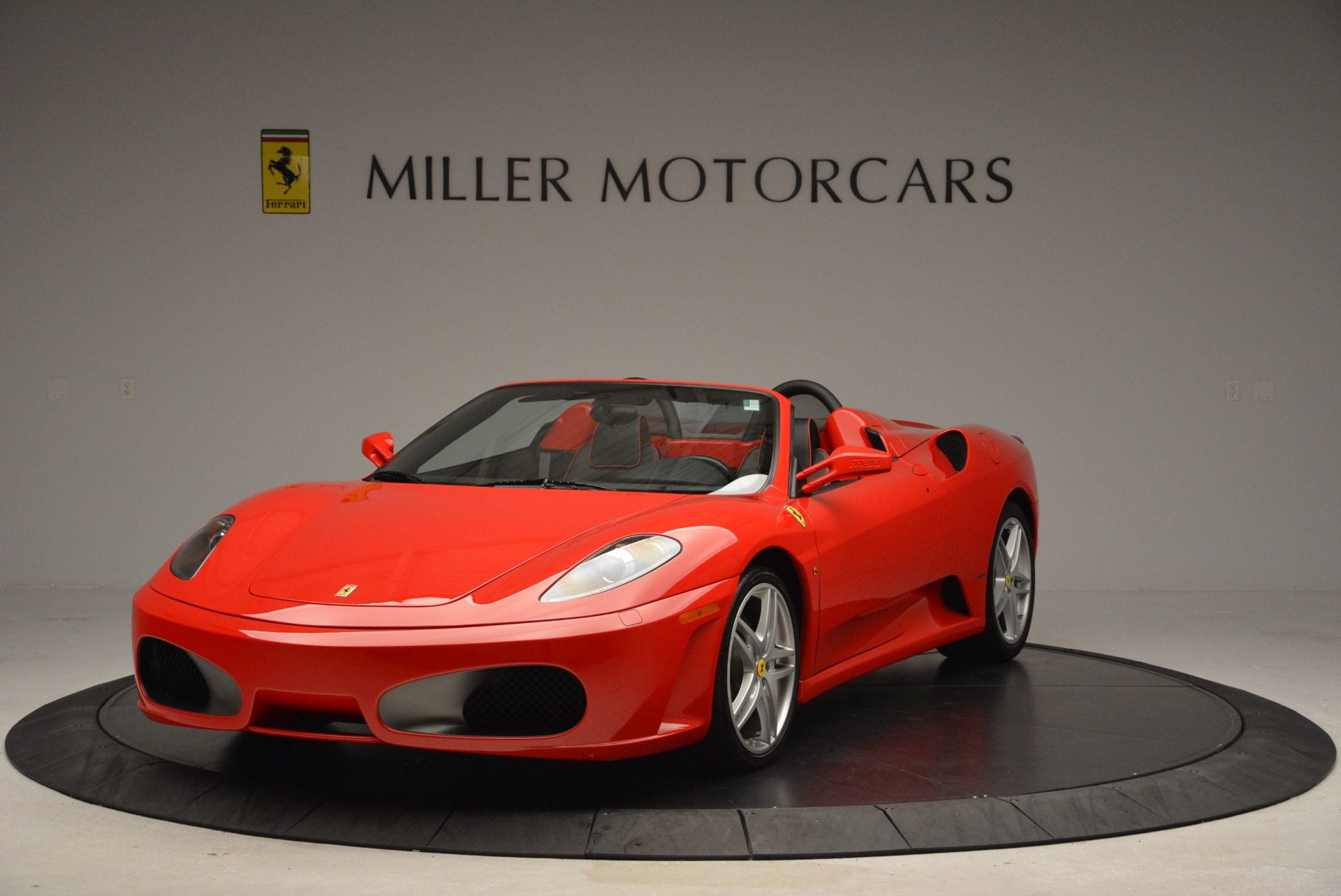 Used 2006 Ferrari F430 SPIDER F1 Spider for sale Sold at Alfa Romeo of Greenwich in Greenwich CT 06830 1