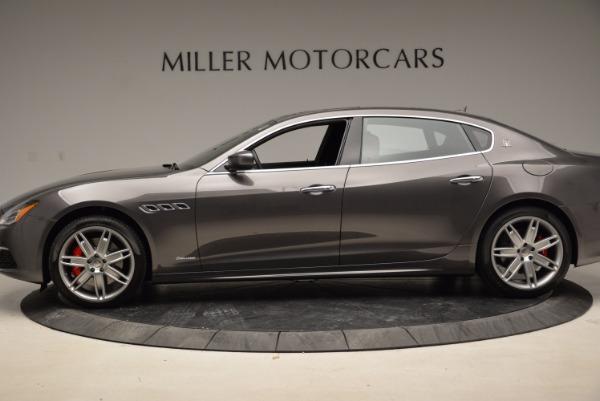 New 2018 Maserati Quattroporte S Q4 GranLusso for sale Sold at Alfa Romeo of Greenwich in Greenwich CT 06830 3