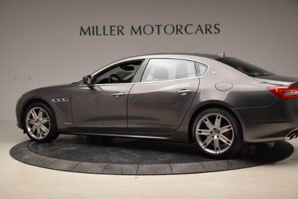 New 2018 Maserati Quattroporte S Q4 GranLusso for sale Sold at Alfa Romeo of Greenwich in Greenwich CT 06830 5