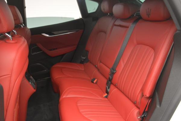 New 2018 Maserati Levante Q4 GranLusso for sale Sold at Alfa Romeo of Greenwich in Greenwich CT 06830 18