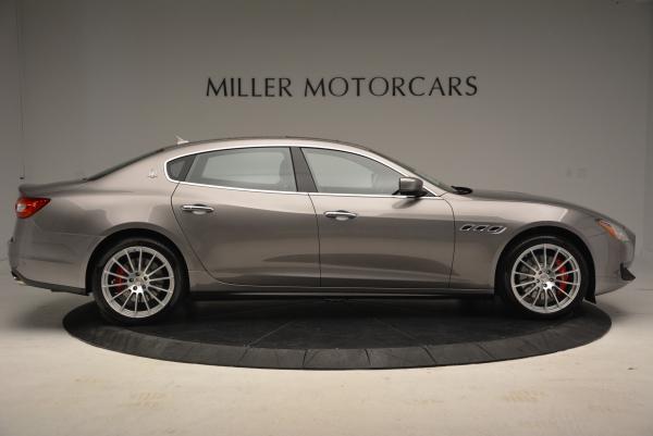New 2016 Maserati Quattroporte S Q4 for sale Sold at Alfa Romeo of Greenwich in Greenwich CT 06830 12