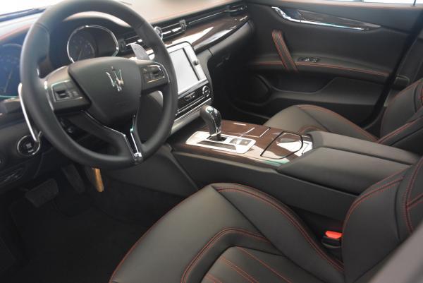 New 2016 Maserati Quattroporte S Q4 for sale Sold at Alfa Romeo of Greenwich in Greenwich CT 06830 17
