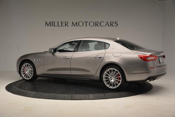 New 2016 Maserati Quattroporte S Q4 for sale Sold at Alfa Romeo of Greenwich in Greenwich CT 06830 6