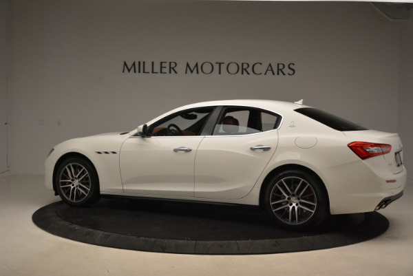 New 2018 Maserati Ghibli S Q4 for sale Sold at Alfa Romeo of Greenwich in Greenwich CT 06830 4
