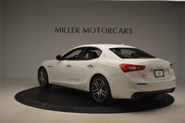 New 2018 Maserati Ghibli S Q4 for sale Sold at Alfa Romeo of Greenwich in Greenwich CT 06830 5