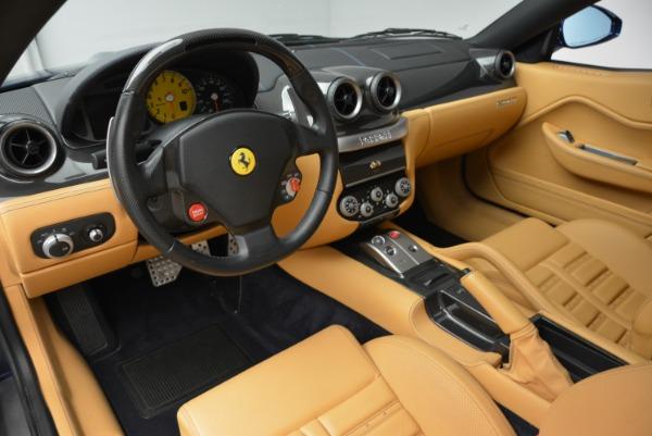 Used 2007 Ferrari 599 GTB Fiorano GTB Fiorano F1 for sale Sold at Alfa Romeo of Greenwich in Greenwich CT 06830 13