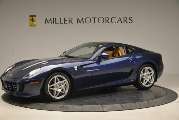 Used 2007 Ferrari 599 GTB Fiorano GTB Fiorano F1 for sale Sold at Alfa Romeo of Greenwich in Greenwich CT 06830 2