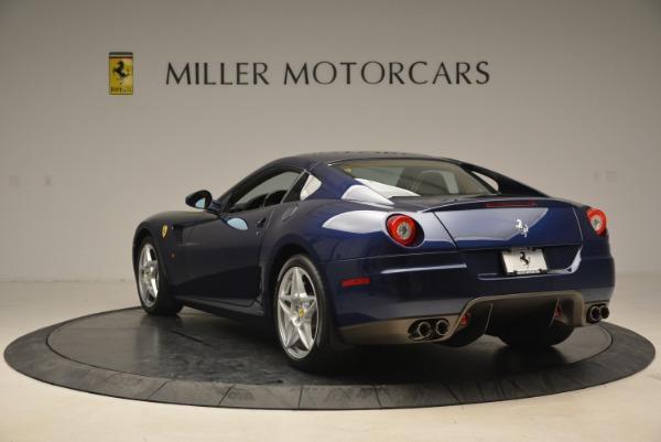 Used 2007 Ferrari 599 GTB Fiorano GTB Fiorano F1 for sale Sold at Alfa Romeo of Greenwich in Greenwich CT 06830 5
