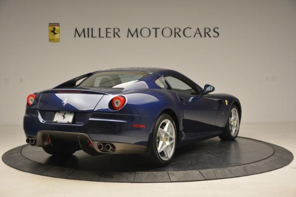 Used 2007 Ferrari 599 GTB Fiorano GTB Fiorano F1 for sale Sold at Alfa Romeo of Greenwich in Greenwich CT 06830 7