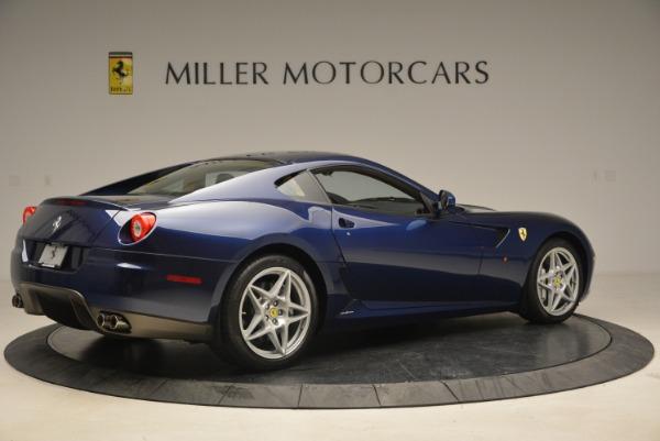 Used 2007 Ferrari 599 GTB Fiorano GTB Fiorano F1 for sale Sold at Alfa Romeo of Greenwich in Greenwich CT 06830 8