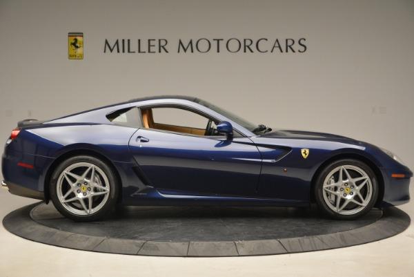Used 2007 Ferrari 599 GTB Fiorano GTB Fiorano F1 for sale Sold at Alfa Romeo of Greenwich in Greenwich CT 06830 9
