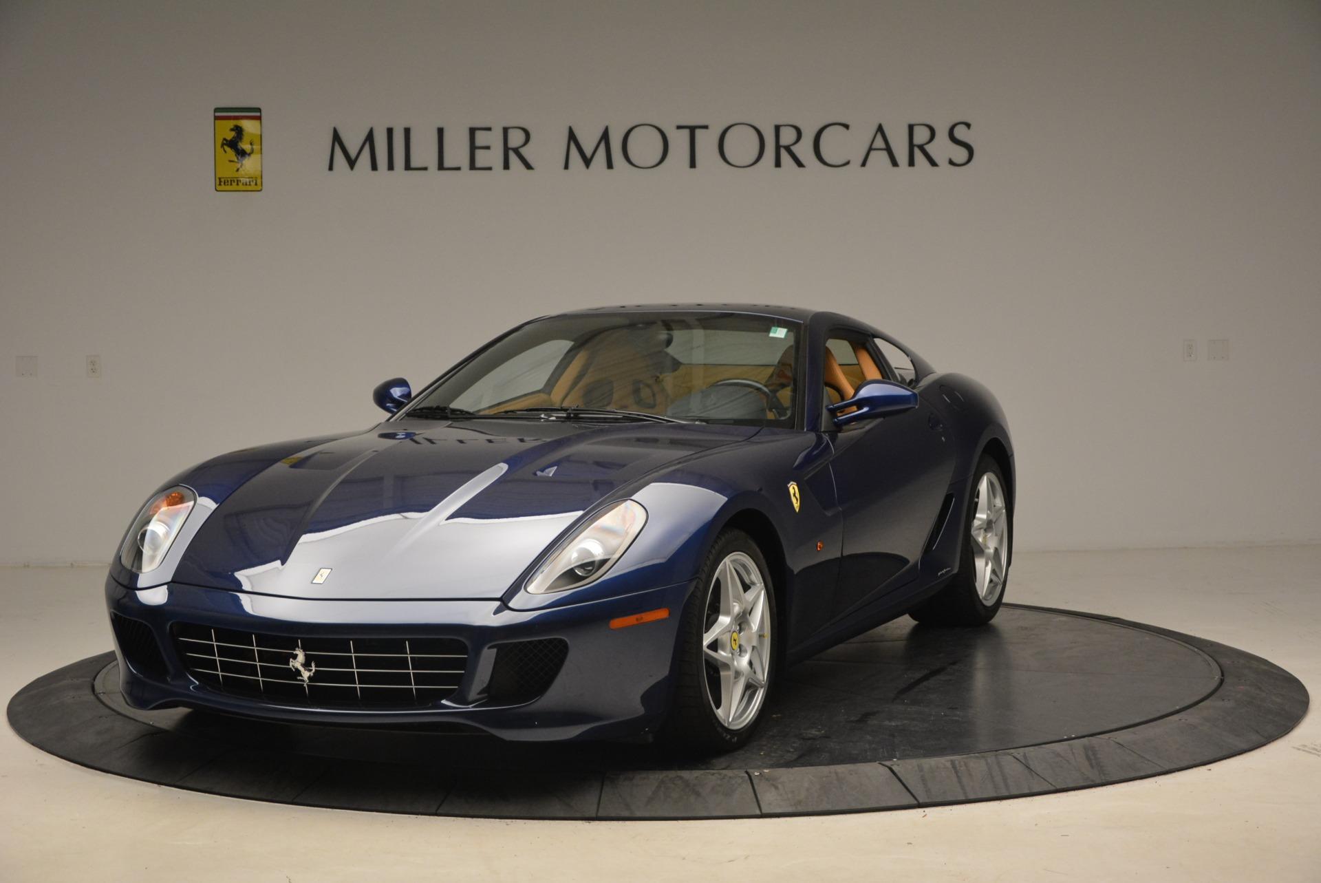 Used 2007 Ferrari 599 GTB Fiorano GTB Fiorano F1 for sale Sold at Alfa Romeo of Greenwich in Greenwich CT 06830 1