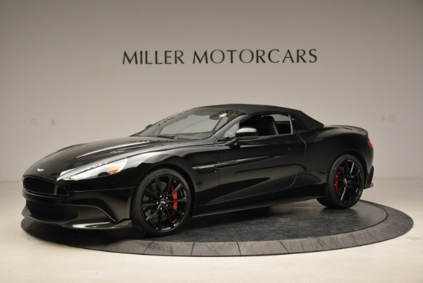 Used 2018 Aston Martin Vanquish S Convertible for sale Sold at Alfa Romeo of Greenwich in Greenwich CT 06830 14