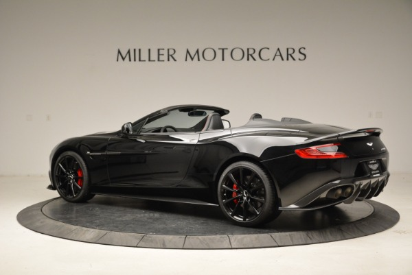 Used 2018 Aston Martin Vanquish S Convertible for sale Sold at Alfa Romeo of Greenwich in Greenwich CT 06830 4
