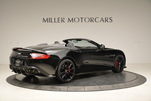 Used 2018 Aston Martin Vanquish S Convertible for sale Sold at Alfa Romeo of Greenwich in Greenwich CT 06830 8