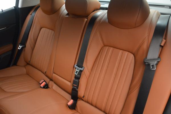 New 2018 Maserati Ghibli S Q4 GranLusso for sale Sold at Alfa Romeo of Greenwich in Greenwich CT 06830 15
