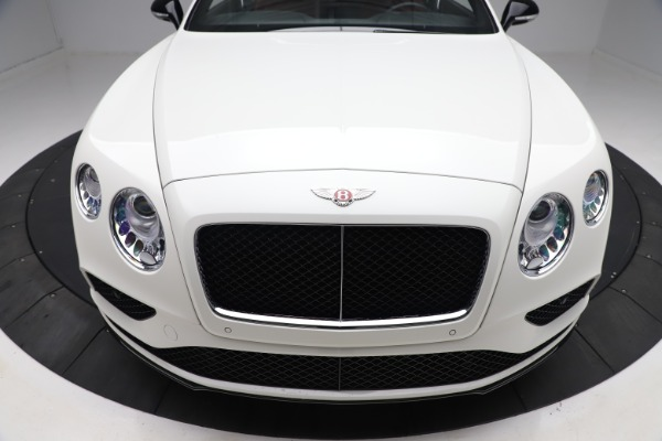 Used 2016 Bentley Continental GT V8 S for sale Sold at Alfa Romeo of Greenwich in Greenwich CT 06830 13