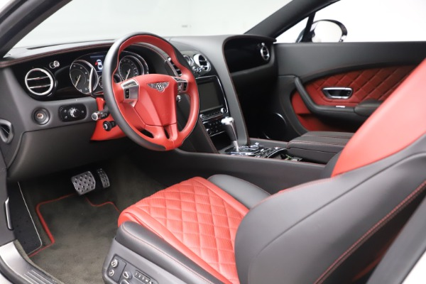 Used 2016 Bentley Continental GT V8 S for sale Sold at Alfa Romeo of Greenwich in Greenwich CT 06830 17