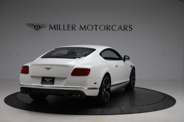 Used 2016 Bentley Continental GT V8 S for sale Sold at Alfa Romeo of Greenwich in Greenwich CT 06830 7