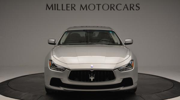 New 2016 Maserati Ghibli S Q4 for sale Sold at Alfa Romeo of Greenwich in Greenwich CT 06830 12