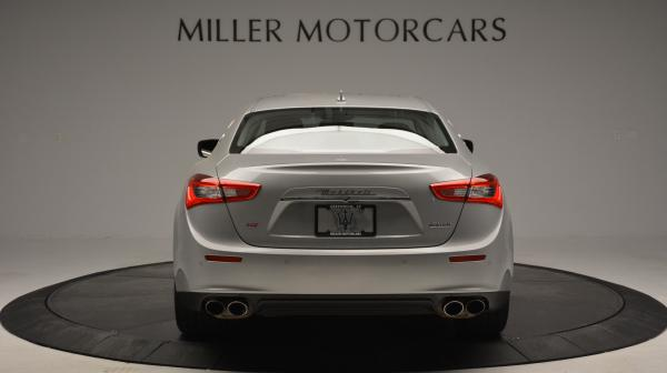 New 2016 Maserati Ghibli S Q4 for sale Sold at Alfa Romeo of Greenwich in Greenwich CT 06830 6