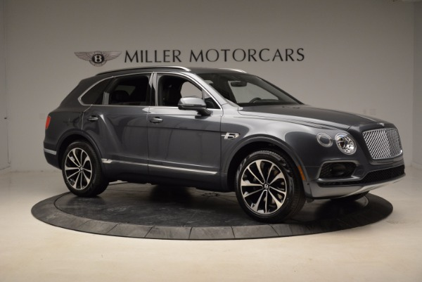 Used 2018 Bentley Bentayga W12 Signature for sale Sold at Alfa Romeo of Greenwich in Greenwich CT 06830 10