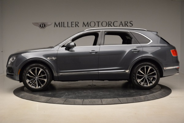 Used 2018 Bentley Bentayga W12 Signature for sale Sold at Alfa Romeo of Greenwich in Greenwich CT 06830 3
