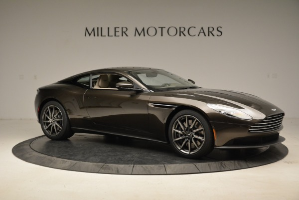 New 2018 Aston Martin DB11 V12 for sale Sold at Alfa Romeo of Greenwich in Greenwich CT 06830 10