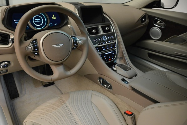 New 2018 Aston Martin DB11 V12 for sale Sold at Alfa Romeo of Greenwich in Greenwich CT 06830 14
