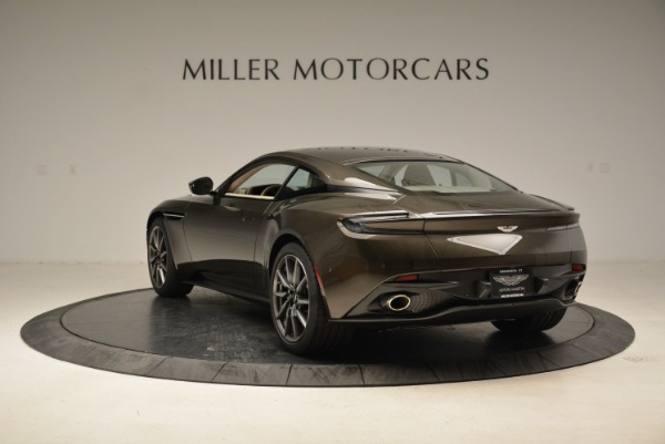 New 2018 Aston Martin DB11 V12 for sale Sold at Alfa Romeo of Greenwich in Greenwich CT 06830 5