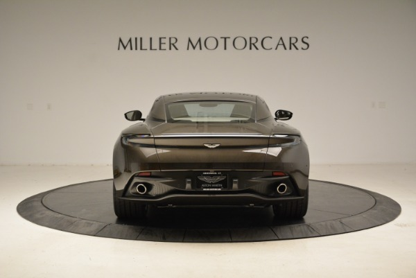 New 2018 Aston Martin DB11 V12 for sale Sold at Alfa Romeo of Greenwich in Greenwich CT 06830 6