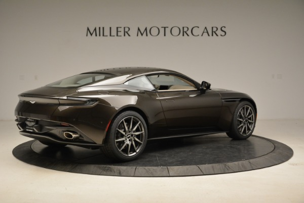 New 2018 Aston Martin DB11 V12 for sale Sold at Alfa Romeo of Greenwich in Greenwich CT 06830 8