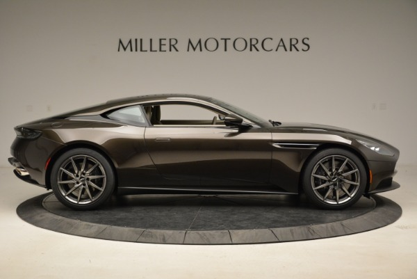 New 2018 Aston Martin DB11 V12 for sale Sold at Alfa Romeo of Greenwich in Greenwich CT 06830 9