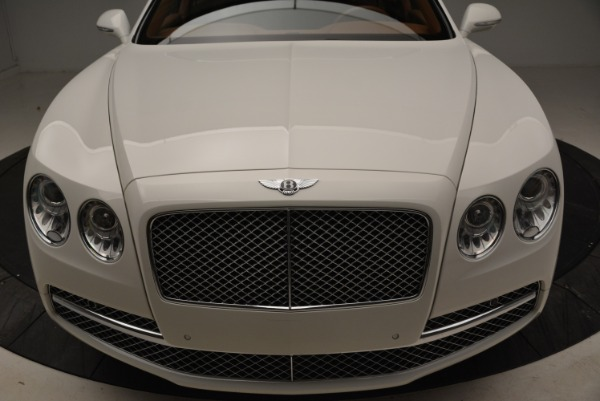 Used 2014 Bentley Flying Spur W12 for sale Sold at Alfa Romeo of Greenwich in Greenwich CT 06830 13
