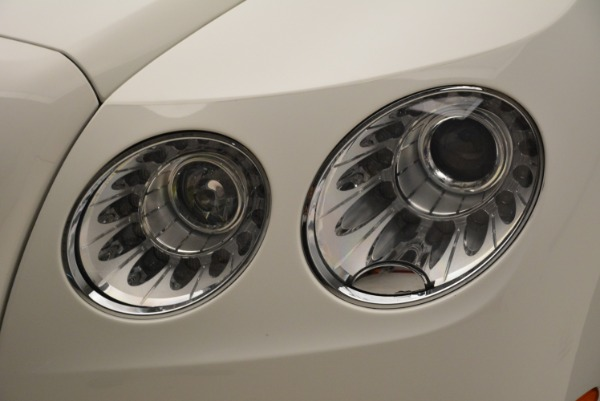 Used 2014 Bentley Flying Spur W12 for sale Sold at Alfa Romeo of Greenwich in Greenwich CT 06830 15