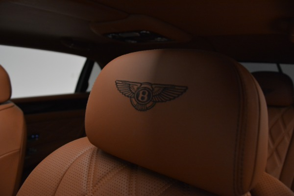 Used 2014 Bentley Flying Spur W12 for sale Sold at Alfa Romeo of Greenwich in Greenwich CT 06830 25