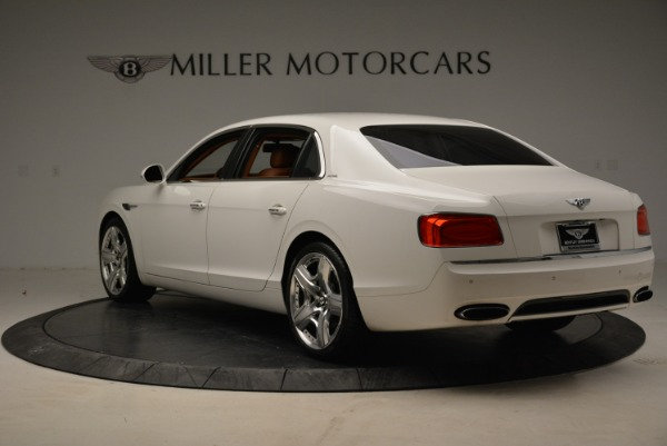Used 2014 Bentley Flying Spur W12 for sale Sold at Alfa Romeo of Greenwich in Greenwich CT 06830 5