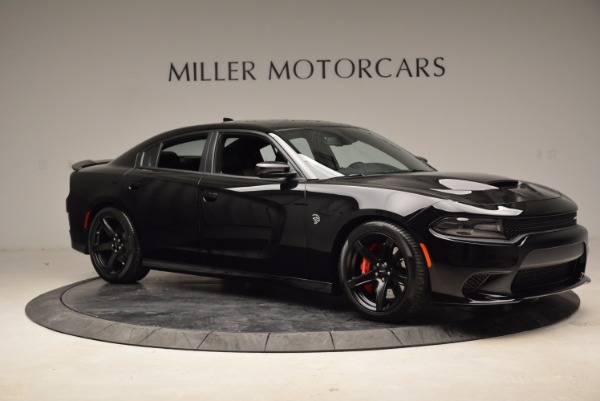 Used 2017 Dodge Charger SRT Hellcat for sale Sold at Alfa Romeo of Greenwich in Greenwich CT 06830 10
