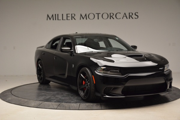 Used 2017 Dodge Charger SRT Hellcat for sale Sold at Alfa Romeo of Greenwich in Greenwich CT 06830 11