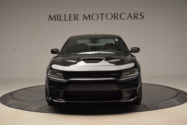Used 2017 Dodge Charger SRT Hellcat for sale Sold at Alfa Romeo of Greenwich in Greenwich CT 06830 12