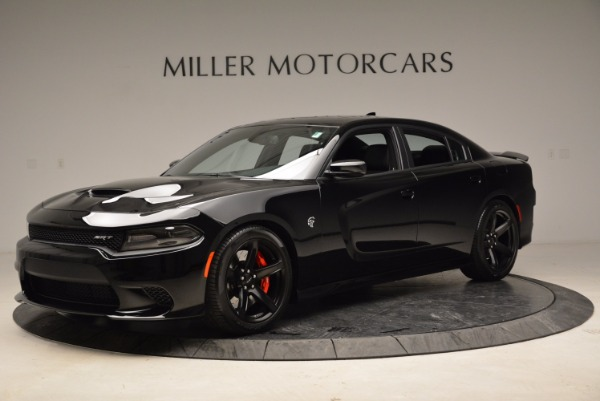 Used 2017 Dodge Charger SRT Hellcat for sale Sold at Alfa Romeo of Greenwich in Greenwich CT 06830 2