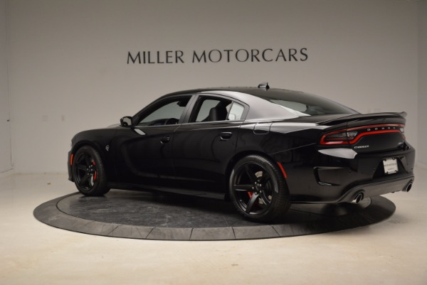 Used 2017 Dodge Charger SRT Hellcat for sale Sold at Alfa Romeo of Greenwich in Greenwich CT 06830 4