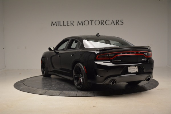 Used 2017 Dodge Charger SRT Hellcat for sale Sold at Alfa Romeo of Greenwich in Greenwich CT 06830 5