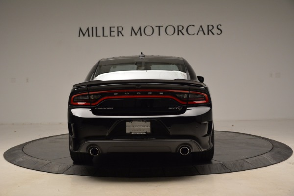 Used 2017 Dodge Charger SRT Hellcat for sale Sold at Alfa Romeo of Greenwich in Greenwich CT 06830 6