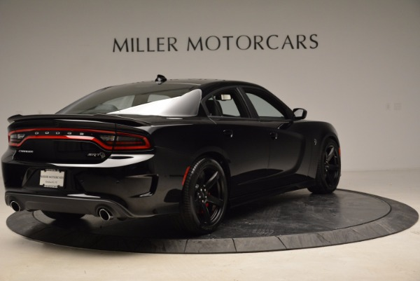 Used 2017 Dodge Charger SRT Hellcat for sale Sold at Alfa Romeo of Greenwich in Greenwich CT 06830 7
