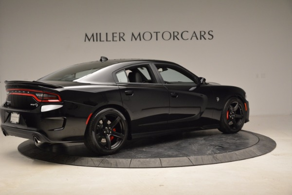 Used 2017 Dodge Charger SRT Hellcat for sale Sold at Alfa Romeo of Greenwich in Greenwich CT 06830 8